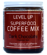 Level Up Superfoods Coffee Mix Dark Chocolate