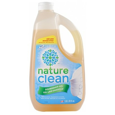 Nature Clean Auto Dishwasher Gel