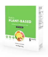 ProtiLife Plant-Based Citrus & Almond Butter Protein Bar Case