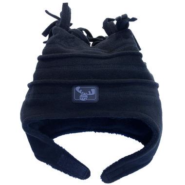 Calikids Microfleece Hat Black