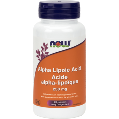 NOW Foods Alpha Lipoic Acid Veg Capsules