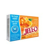 Jell-O Light Orange Jelly Powder