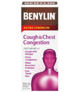 Benylin Extra Strength Cough & Chest Congestion Syrup