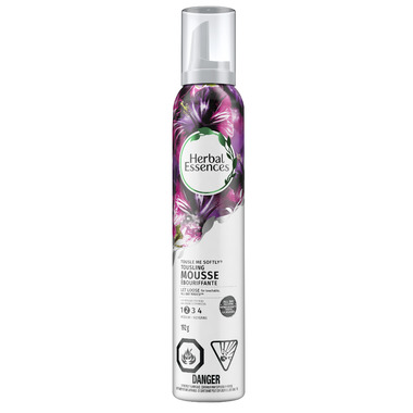 Herbal Essences Tousle Me Softly Tousling Mousse