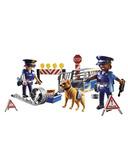 Playmobil City Action Police Roadblock