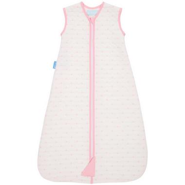Grobag Baby Sleep Bag 2.5 Tog Jacquard Pink Hearts