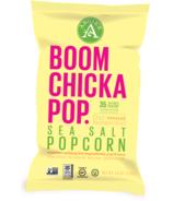 Angie's Boom Chicka Pop maïs soufflé au sel de mer