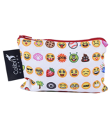 Colibri Reuseable Snack Bag Small Emoji