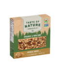 Taste of Nature Organic Granola Bars Oatmeal Cookie