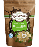 Pilling Foods Good Eats Gluten Free Teff Brown Flour