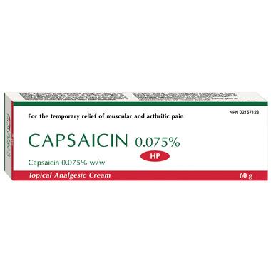 Capsaicin HP 0.075%