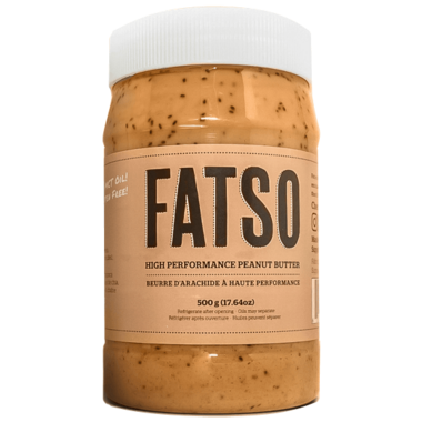Fatso High Performance Peanut Butter
