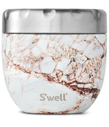S'well Eats Stainless Steel Thermal Container Calacatta Gold