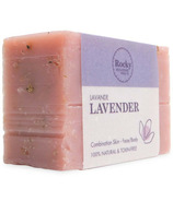 Rocky Mountain Soap Co. Lavender Bar Soap