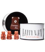 Happy Wax Classic Tin Cinnamon Chai Soy Wax Melts