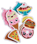 Sew Cool Plush Character Kit Yummy Food