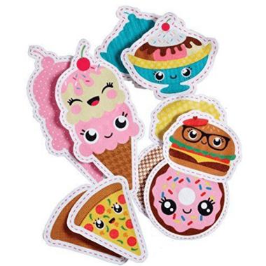 Sew Cool Plush Character Kit Yummy Food