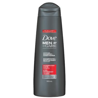 Dove Men+Care Invigoration Ignite Shampoo + Conditioner