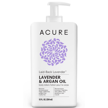 Acure Laid-Back Lavender Body Lotion