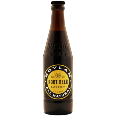 Boylan Bottling Craft Soda Root Beer