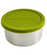 Keep Leaf Stainless Steel Food Container Large Green