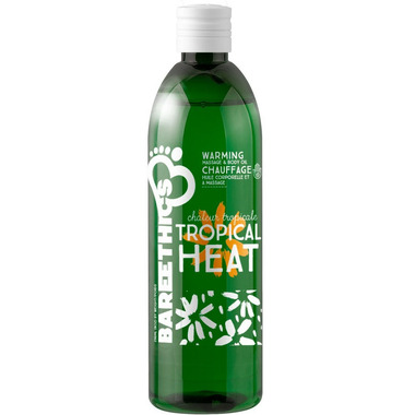 Bare Ethics Tropical Heat Warming Massage & Body Oil
