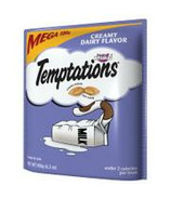 Whiskas Temptations Creamy Dairy Cat Treats