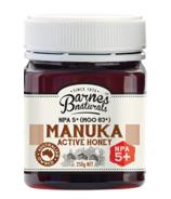 Barnes Naturals Manuka Honey NPA 5+