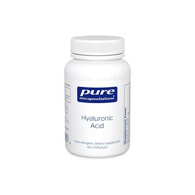 Pure Encapsulations Hyaluronic Acid