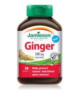Jamieson Ginger Softgel 340mg