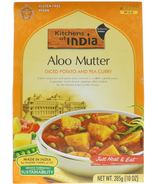 Kitchens Of India Diced Potato & Pea Curry Aloo Mutter