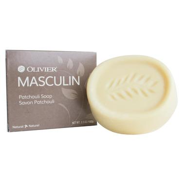 Olivier Masculin Soap Patchouli