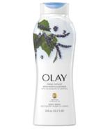 Olay Fresh Outlast Body Wash Birch Water & Lavender