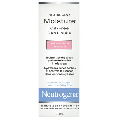 Neutrogena Moisture Oil-Free for Combination Skin