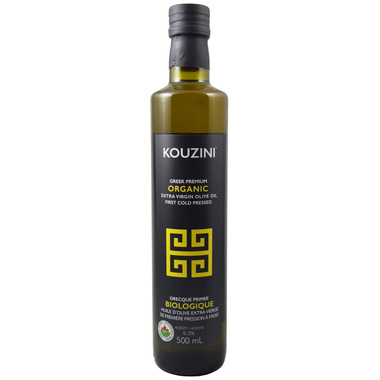 Kouzini Greek Organic Premium Extra Virgin Olive Oil