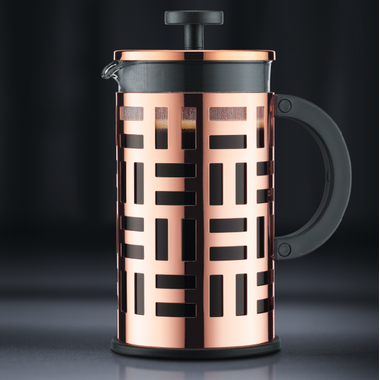 Bodum Eileen French Press Coffee Maker Copper