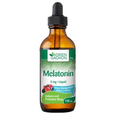 Adrien Gagnon Melatonin Liquid 3 mg
