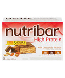 Nutribar High Protein Milk Chocolate Peanut