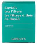DAVIDsTEA Tea Filters