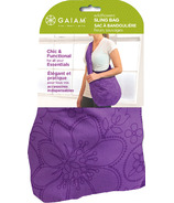 Gaiam Wildflowers Sling Bag