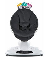 4moms mamaRoo 4.0 Infant Seat Classic Black