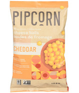 Pipcorn Heirloom Cheese Balls Cheddar