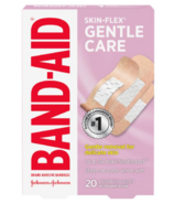 Band-Aid Skin Flex Gentle Care Adhesive Bandages