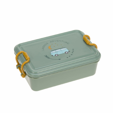 Lassig Lunchbox Adventure Collection Blue