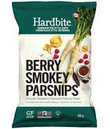 Hardbite Berry Smokey Parsnips Chips