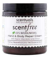 Scentuals Scentfree 100% Natural Hand & Body Repair Cream