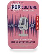 Kikkerland Pop Culture Trivia Tin