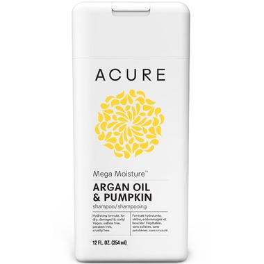 Acure Mega Moisture Shampoo Argan & Pumpkin