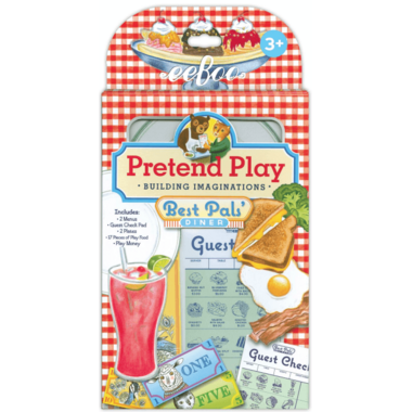 eeboo Best Pal\'s Diner Pretend Play Kit
