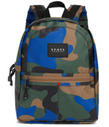 STATE Mini Kane Canvas Camo